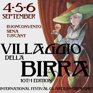 Decima edizione del VILLAGGIO DELLA BIRRA 2015, il festival internazionale dei piccoli birrifici