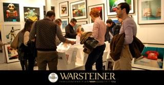WARSTEINER È MUSA DEI GIOVANI ARTISTI ALLA AFFORDABLE ART FAIR