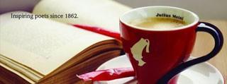 CAFFÈ JULIUS MEINL: nuova campagna dedicata al connubio tra la poesia e un buon caffè