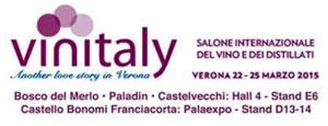 Bosco Del Merlo Paladin Vinitaly Castello Bonomi Sorprenderà Palaexpo Stand