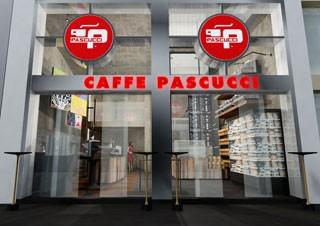 CAFFE' PASCUCCI apre il coffee shop n. 468 nel centro di Milano