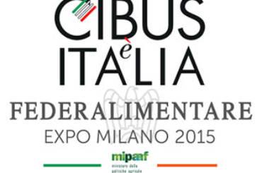 Cibus è Italia Federalimentare Expo Milano 2015
