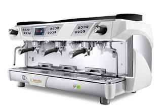 Le macchine per caffè ASTORIA a EXPO 2015