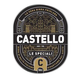 """BIRRA CASTELLO lancia la nuova gamma di birre """"Le Speciali"""""""
