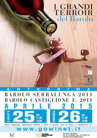"""GO WINE: i grandi """"terroir"""" del barolo"""