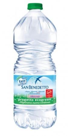 Ecologia & Ecosostenibilità Progetto Ecogreen San Benedetto Acqua Minerale Bottiglie Easy Progetto Ecogreen Minor Utilizzo