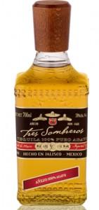 Tres-Sombreros-100-Agave-Anejo