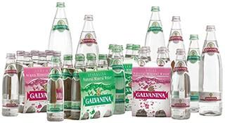 Galvanina Acqua Minerale Eccellenze Tuttofood
