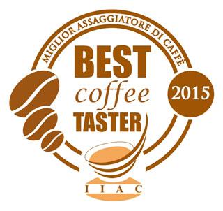 Riparte il BEST COFFEE TASTER, il concorso che premia il miglior assaggiatore di caffè del 2015