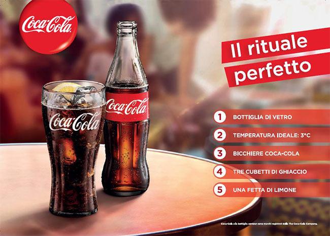 Bottiglia vetro 33cl. Coca Cola canale HORECA