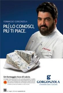 Il Consorzio del GORGONZOLA DOP è presente a Tuttofood e ad Expo 2015 ed avvia una campagna pubblicitaria su Milano