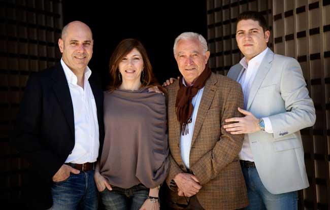 le-tre-generazioni-dela-famiglia-milazzo