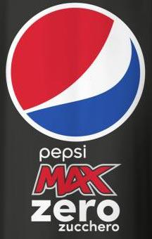 Pepsi Max Zero Zucchero