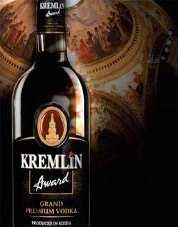 I vincitori del Kremlin Award Vodka Cocktail Competition