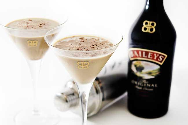 Baileys-Shakerato