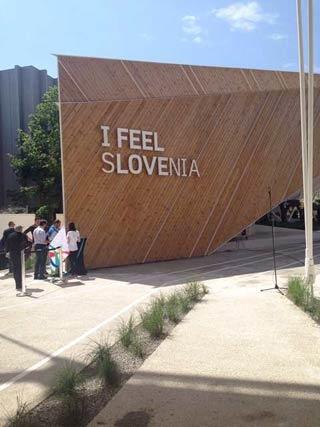 Union Slovenia Aspettano Radenska Expo Pivovarna Union Minerale Padiglione Acqua Birra Acqua Radenska Expo Milano 2015