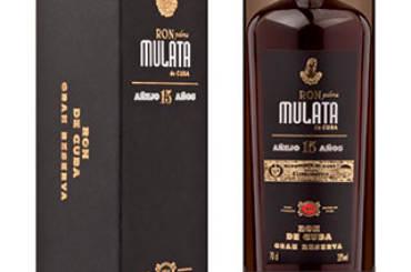 Ron MULATA Rum Cubano Astuccio 15 Anni