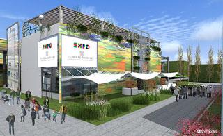 CIBUSèITALIA: inaugurato il padiglione di Federalimentare a Expo 2015. L'INDUSTRIA ALIMENTARE PRONTA A RISPONDERE ALLA DOMANDA INTERNAZIONALE DI CIBO ITALIANO