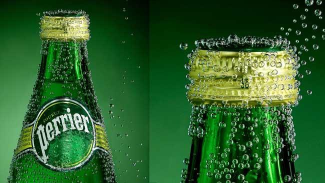Perrier-bubbles