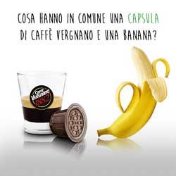 Caffè Vergnano: al via la campagna tv sulle capsule compostabili Èspresso1882