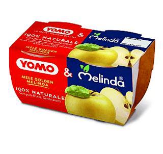 YOMO propone nuovi yogurt prodotti con mele MELINDA