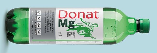 Donat Mg Acqua Slovenia con Magnesio