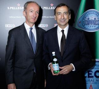 Bilancio 2014 SANPELLEGRINO NESTLE' WATERS ITALIA: fatturato a € 811 Mni; in forte crescita export