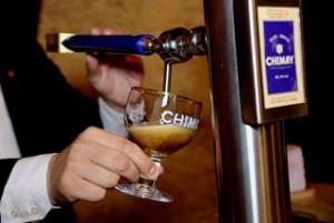 Novità per CHIMAY: la BLU è anche alla SPINA, disponibile come birra stagionale invernale