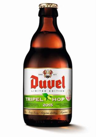 DIBEVIT IMPORT PRESENTA LA NUOVA DUVEL TRIPEL HOP 2015
