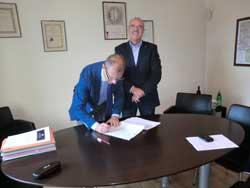 Rinnovato l'accordo di finanziamento tra Monte dei Paschi di Siena e Consorzio BRUNELLO DI MONTALCINO