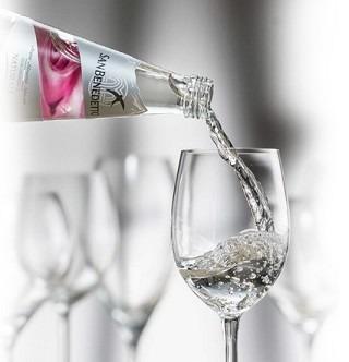 """SAN BENEDETTO prestige rose edition """"sboccia"""" nel mondo della ristorazione"""