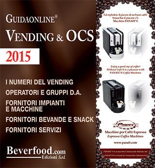Nuova GUIDAONLINE VENDING & OCS 2015: download gratuito da beverfood.com