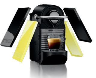 Nespresso rinnova la linea di macchine Pixie e lancia la nuova Pixie Clips