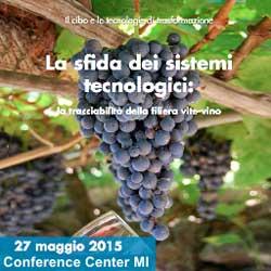 CNR EXPO: nuove tecnologie per la tracciabilità della filiera vite-vino