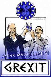 Crisi Grecia? Arriva dalla Germania la VODKA GREXIT
