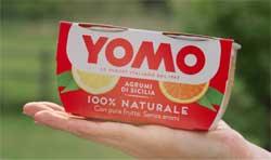 Il riposizionamento dello yogurt YOMO: una nuova campagna firmata Serviceplan Italia