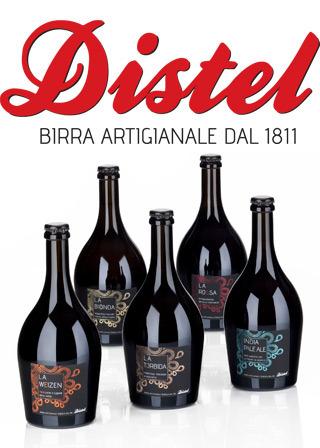 KIEM: Distel, birra artigianale dal 1811. Quando il sapore diventa Arte