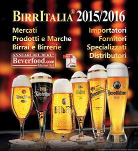 Arriva il Nuovo BIRRITALIA 2015-16, l'informatutto sul mondo della birra