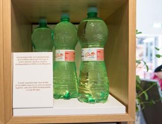 """SANT'ANNA BIO BOTTLE, simbolo per eccellenza dell'innovazione green, protagonista dell'esposizione """"Piemonte Experience"""""""
