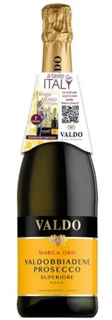 """VALDO promuove i suoi vini regalando le guide """"A Taste of Italy"""""""