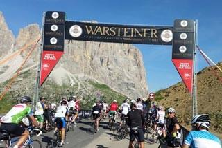 """Warsteiner Bier: """"il ciclismo,lo sport che cresce a doppia cifraperché in linea con i nuovi stili di vita"""""""