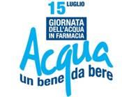 San Benedetto per la Giornata dell'acqua in farmacia