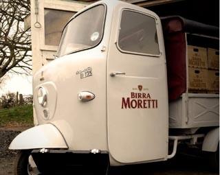 Birra Moretti Gran Tour: ritorna in UK l'evento dedicato allo street food italiano