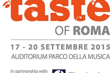 Taste Of Roma 2015 Logo