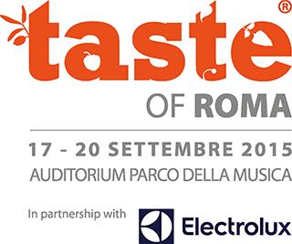 """""""Taste of Roma"""" – 17-20 Settembre, Auditorium Parco della Musica"""