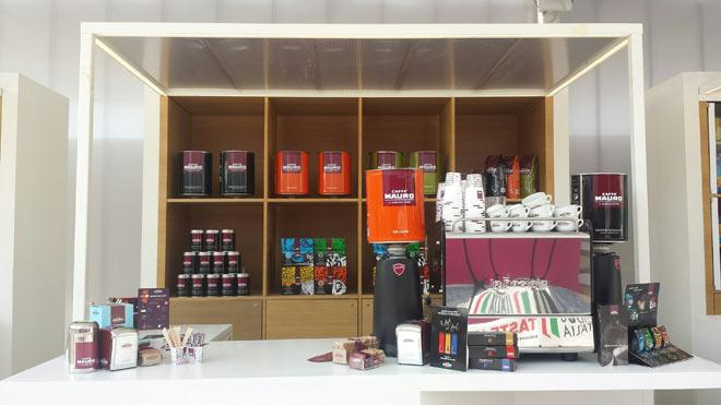 Caffè Mauro Accademia del caffè Expo 2015Caffè Mauro Accademia del caffè Expo 2015
