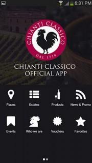 Vini Chianti Prestigiosi App Vinicole