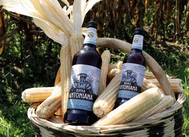 Borgo della Paglia birra