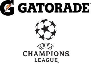 """GATORADE sarà """"sport drink ufficiale"""" della UEFA Champions League per tre anni"""