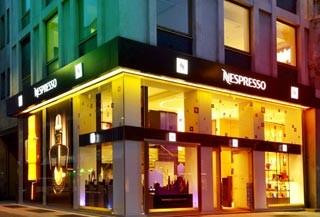 nespresso shop milano